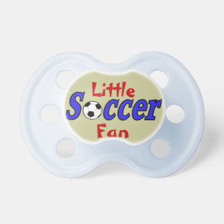 Soccer with Ball Pacifier