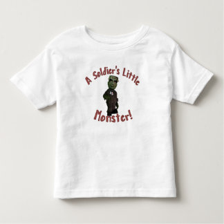 Soldier's Little Monster Tees