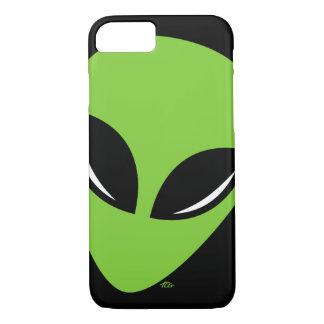 Soyez alien vert coque iPhone 7