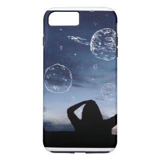 Space and Summer iPhone 7 Plus Case