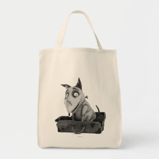 Sparky Grocery Tote Bag