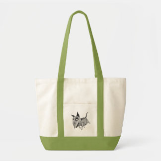 Sparky Running Impulse Tote Bag