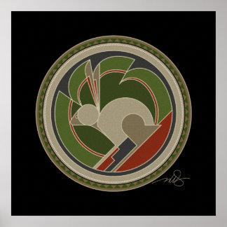 Spirit of Rabbit Poster