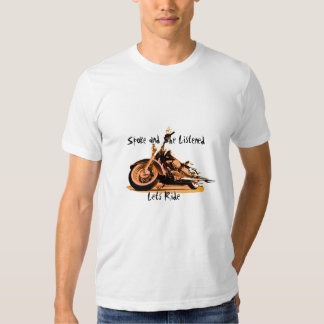 Spoke and She Listened Harly Shirt est 2011®