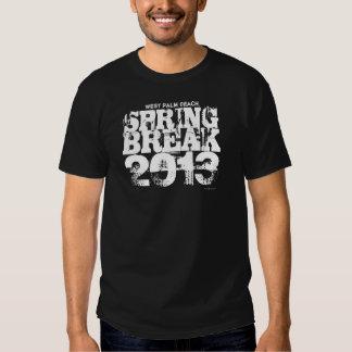 Spring Break 2013 West Palm Beach T-Shirt