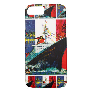 ss France with Champagne iPhone 7 Case