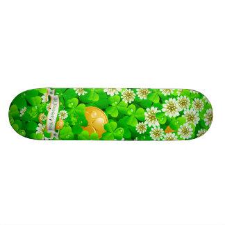 St. Patrick's Day 20/21A Skateboard