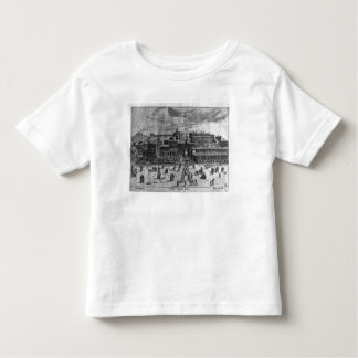 St. Peter's Church, from 'Views of Rome' Tshirts