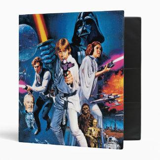 Star Wars Poster B Vinyl Binder