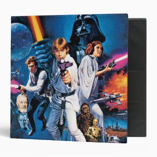Star Wars Poster B Vinyl Binders