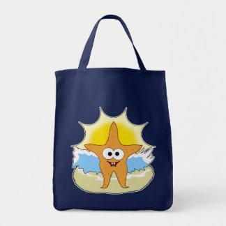 Starfish Tote Bags