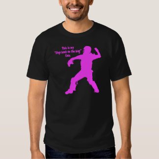 STEP BACK FACE T SHIRTS