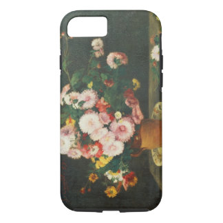 Still life with asters iPhone 7 case