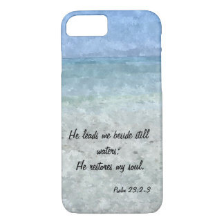 Still Waters iPhone 7 Case
