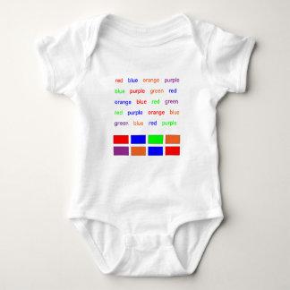 Stroop Test T Shirt