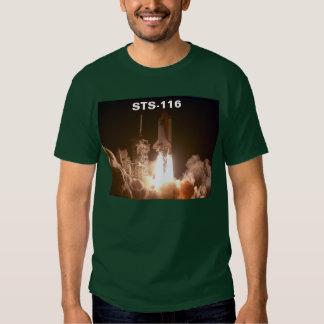 STS-116 NASA SPACE SHUTTLE T SHIRT
