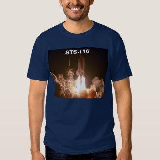 STS-116 NASA SPACE SHUTTLE TEE SHIRT