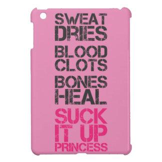 Suck It Up Princess Case For The iPad Mini