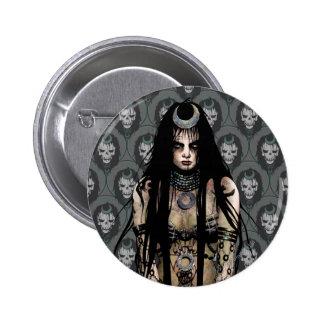 Suicide Squad | Enchantress 2 Inch Round Button