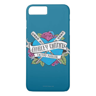 Suicide Squad | Harley Quinn's Tattoo Parlor Heart iPhone 7 Plus Case