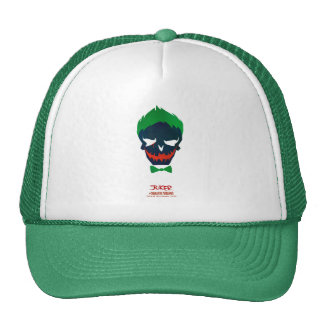 Suicide Squad | Joker Head Icon Trucker Hat