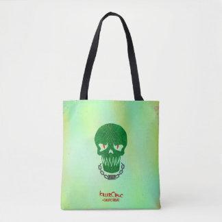 Suicide Squad | Killer Croc Head Icon Tote Bag