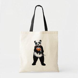 Suicide Squad | Panda Budget Tote Bag