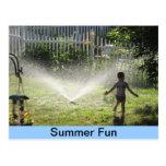 Summer Fun Postcard