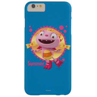 Summer Hugglemonster 1 Barely There iPhone 6 Plus Case