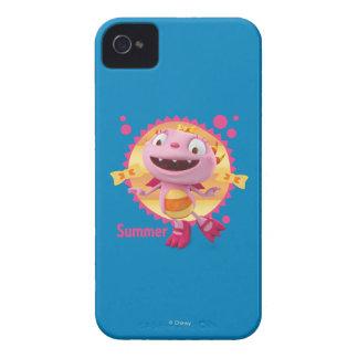 Summer Hugglemonster 1 iPhone 4 Cover