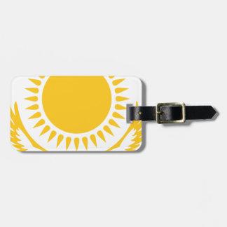 Sun_and_Eagle Bag Tag