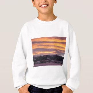 sun set t-shirt