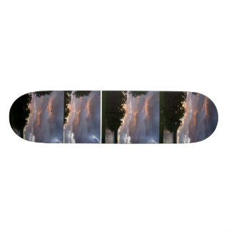 Sunrise Over Point Park Skate Decks