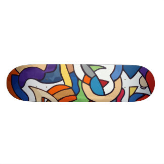Super Graffiti Board Skate Decks