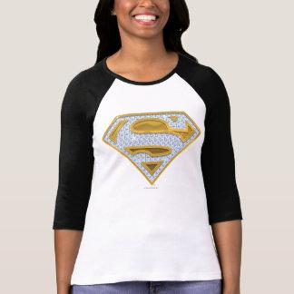 Supergirl Blue Jewels T Shirts
