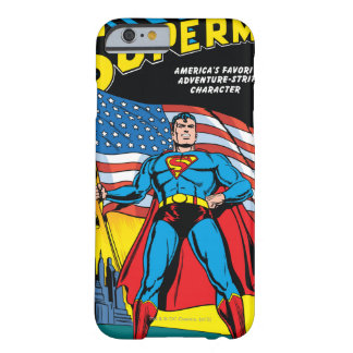 Superman #24 barely there iPhone 6 case
