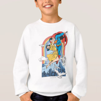 Superman & Lois in Yellow Tshirts