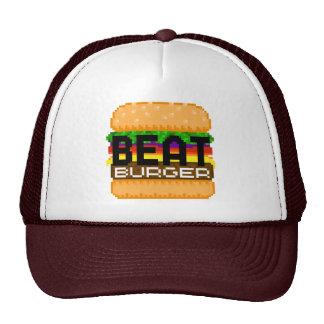 Supermarket presents BEATBURGER - Pixel Art Cap Trucker Hat