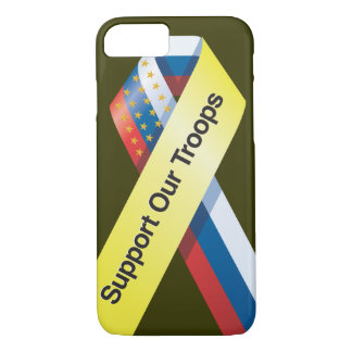 Support Our Troops iPhone 7 case