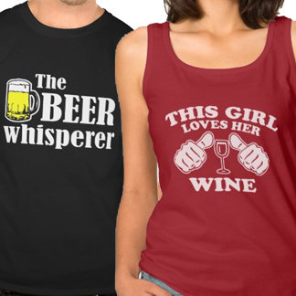 Beer and Drinking Shirts