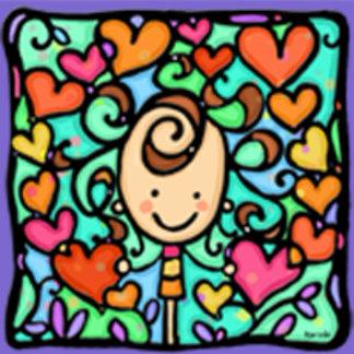 Hearts LittleGirlie