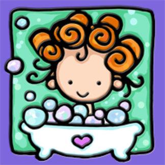 Bath Time LittleGirlie