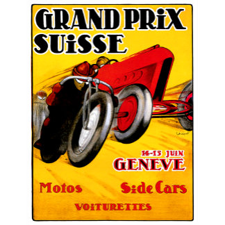 Classic Car Posters