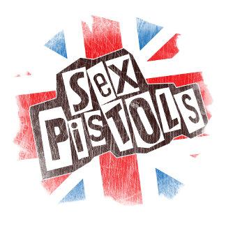 Sex Pistols Union Jack Logo