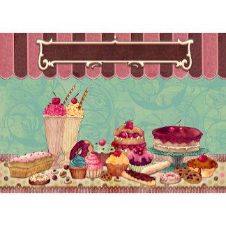 Cupcake & Treats Patisserie Shop
