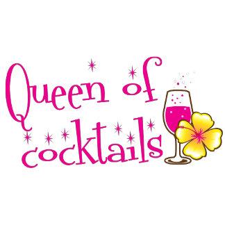 Queen of cocktails!