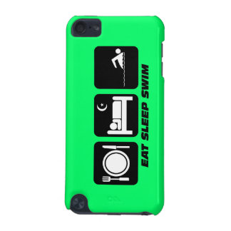 swimming iPod touch (5th generation) cover