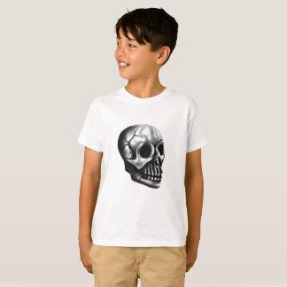 T-shirt de crâne pour des garçons