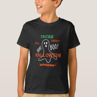 T-shirt de Halloween Hanes TAGLESS® de l'amusement