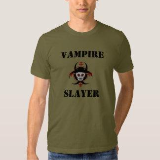 T-shirt de tueur de vampire (chemises légères)